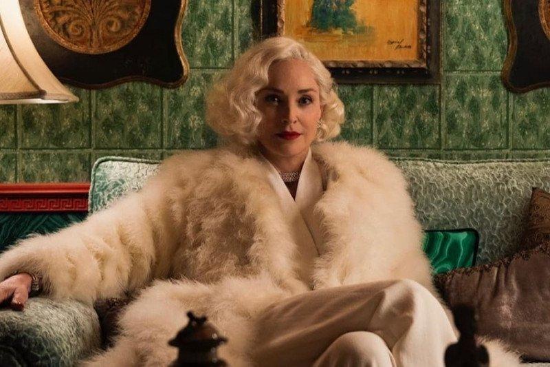 Sharon Stone sebut Wanita itu berani, berdaya, dan menginspirasi