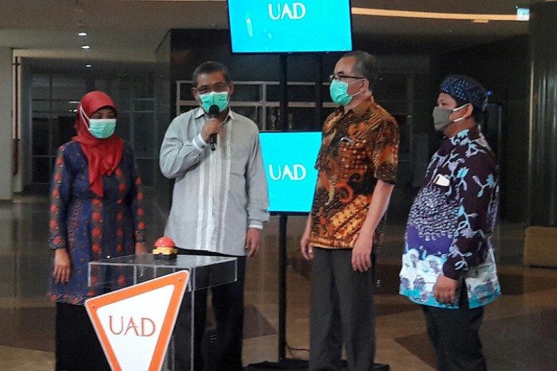 UAD Yogyakarta meluncurkan logo Milad ke-60