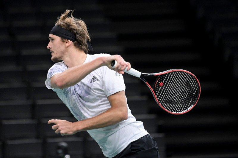 Zverev melaju ke final Paris Masters usai kalahkan Nadal