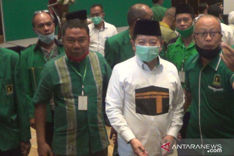 Plt. Ketua Umum PPP dilaporkan kadernya terima gratifikasi carteran pesawat