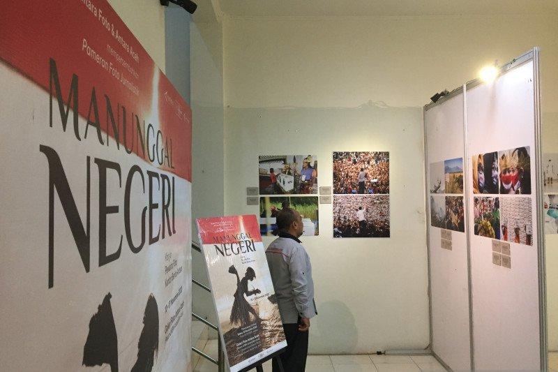 Wali Kota apresiasi pameran foto jurnalistik Manunggal Negeri ANTARA Aceh