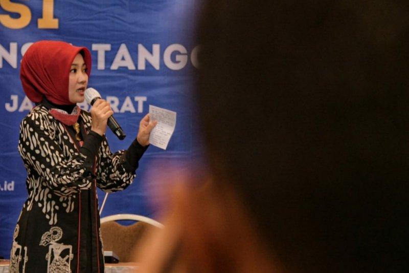 Jabat Ketua Kwarda, Atalia Ridwan Kamil bakal pimpin 4,5 juta Pramuka di Jawa Barat