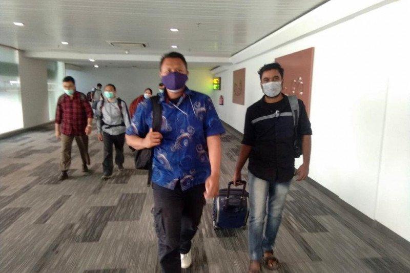 12  WN India yang eksodus ke Indonesia dinyatakan positif COVID-19