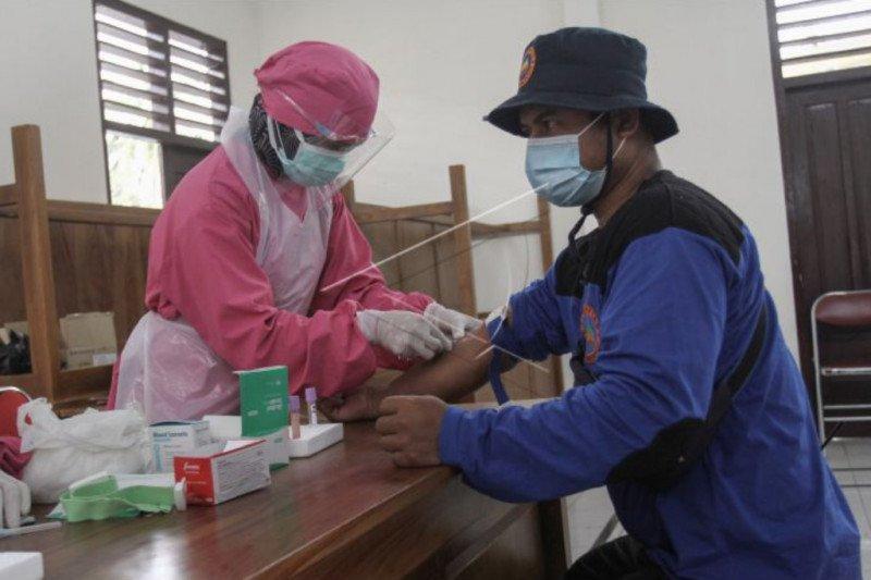 BPBD DIY memastikan penerapan prokes di pengungsian warga Merapi