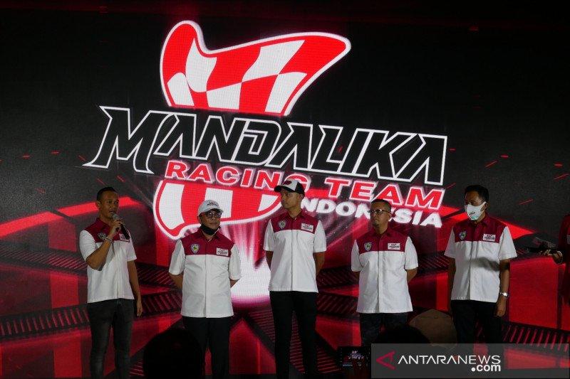 Mandalika Racing Team Indonesia resmi diluncurkan untuk kejuaraan Moto2