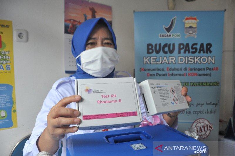 BPOM sediakan pojok BPOM di lima pasar Palembang