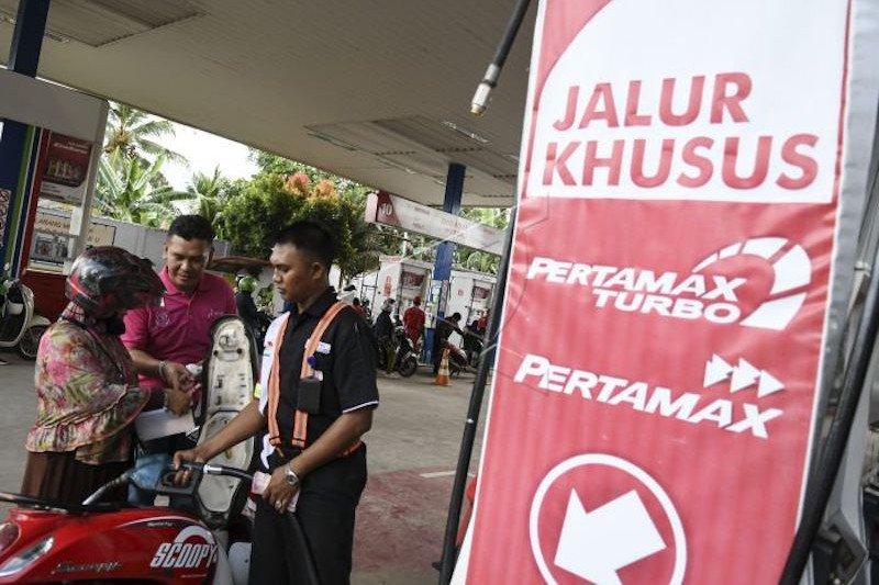 Pertamina Sumbagsel catat kenaikan konsumsi bahan bakar berkualitas dipicu libur nasional