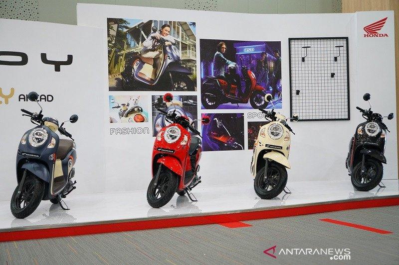 Ini fitur dan penyegaran All New Honda Scoopy 2020