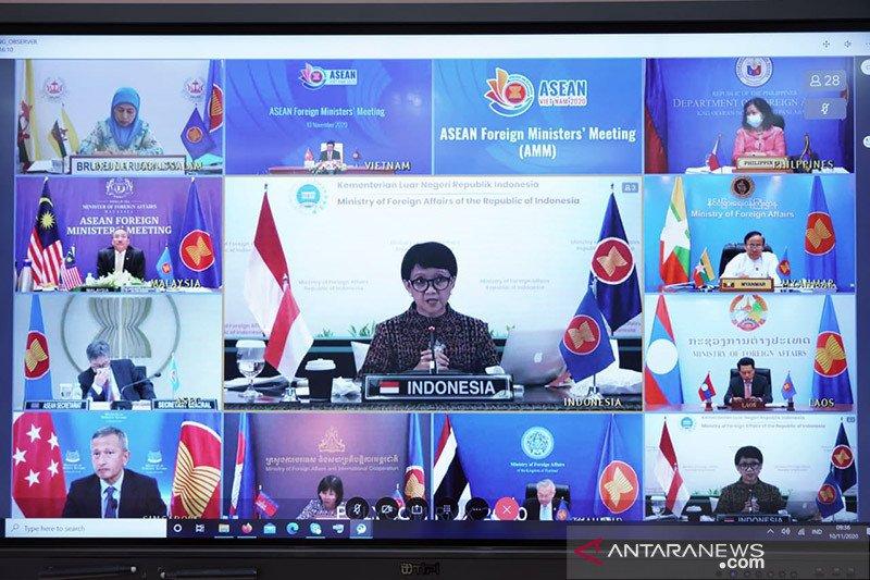 Jelang KTT, ASEAN diharapkan tetap netral di tengah rivalitas AS-China