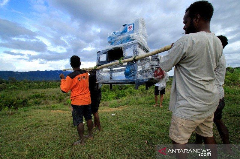 Pemerintah Inggris bantu petani  Papua