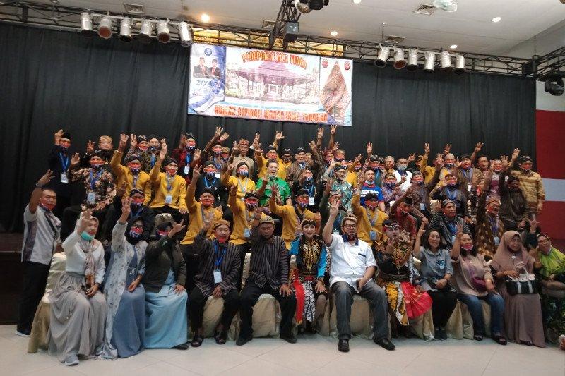 Yansen Hadiri Deklarasi Rumah Aspirasi Warga Jawa di Tarakan