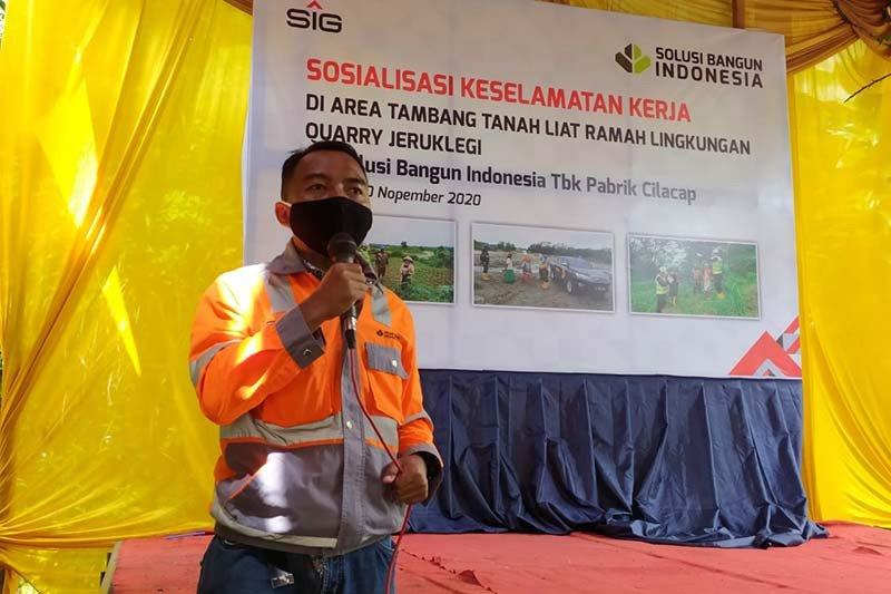 ESDM Jateng:  Warga harus pahami potensi bahaya di area tambang