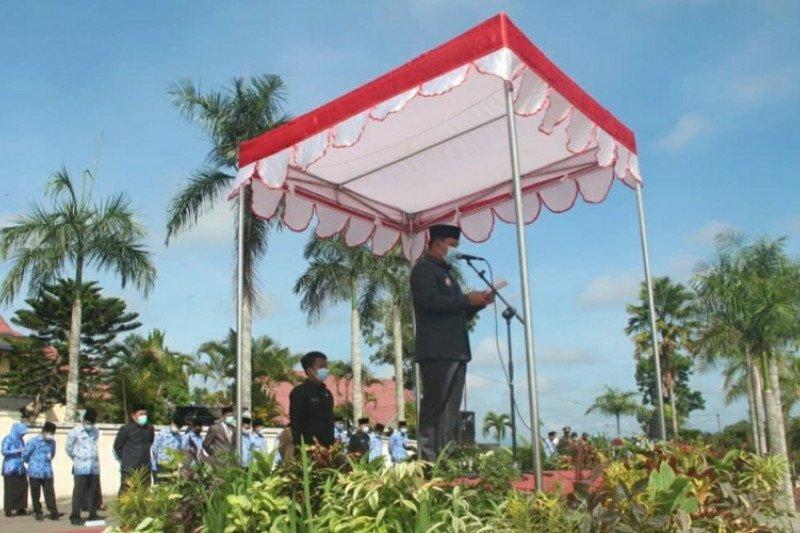 Meneladani semangat pahlawan dalam pembangunan di Lamandau