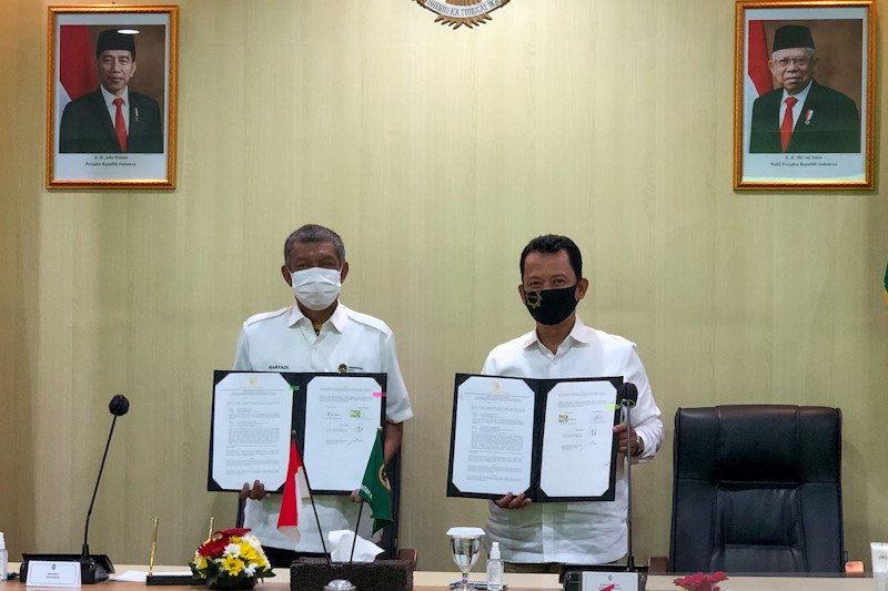 Pemkot Yogyakarta menyerahkan penyertaan modal BPD DIY Rp20 miliar