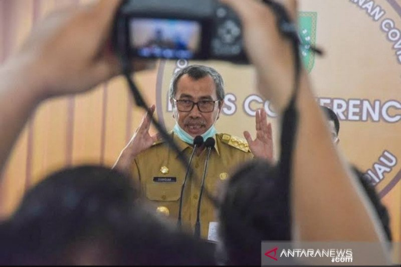 Gubernur : Lonjakan kasus positif COVID-19 diluar perkiraan
