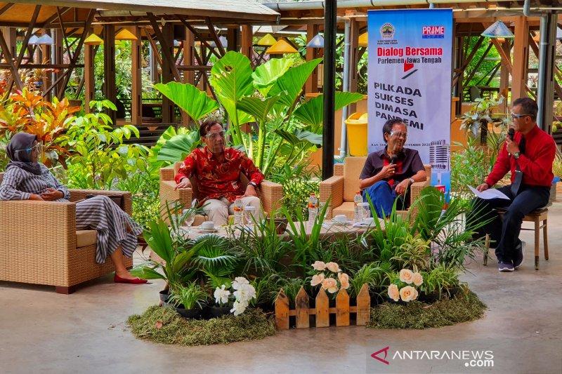 Pilkada, DPRD Jateng ajak masyarakat datangi TPS