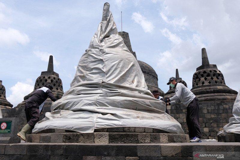 Kuota pengunjung Candi Borobudur  4.000 orang per hari