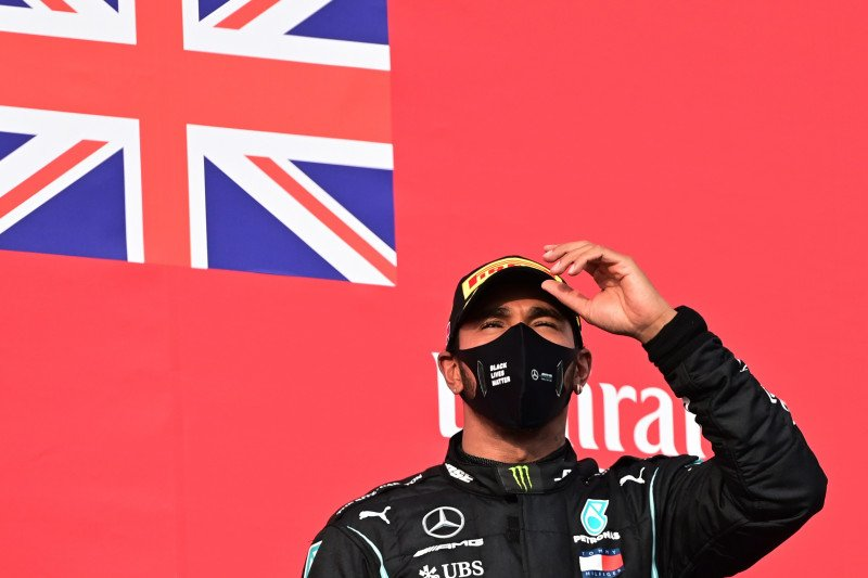 Titel ketujuh di depan mata saat Lewis Hamilton menuju ke GP Turki