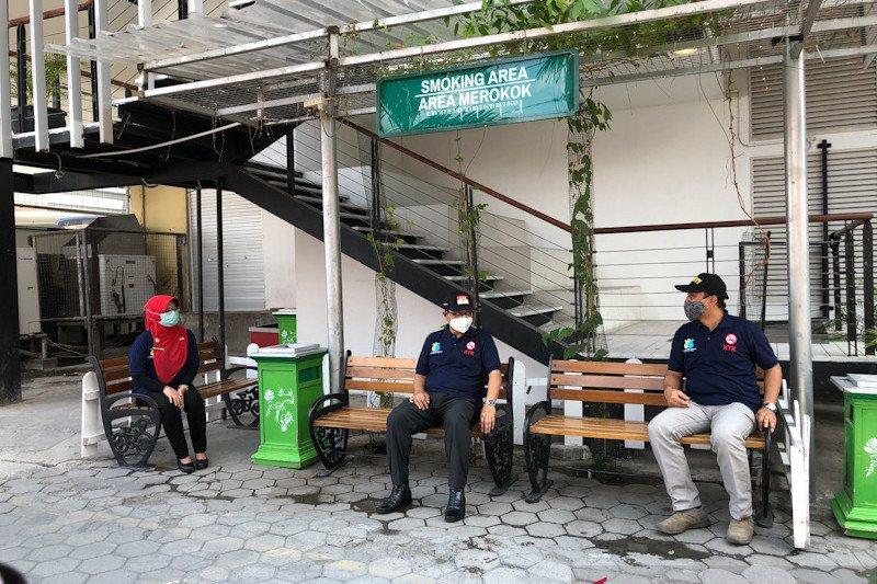 Kawasan Malioboro ditetapkan sebagai kawasan tanpa rokok
