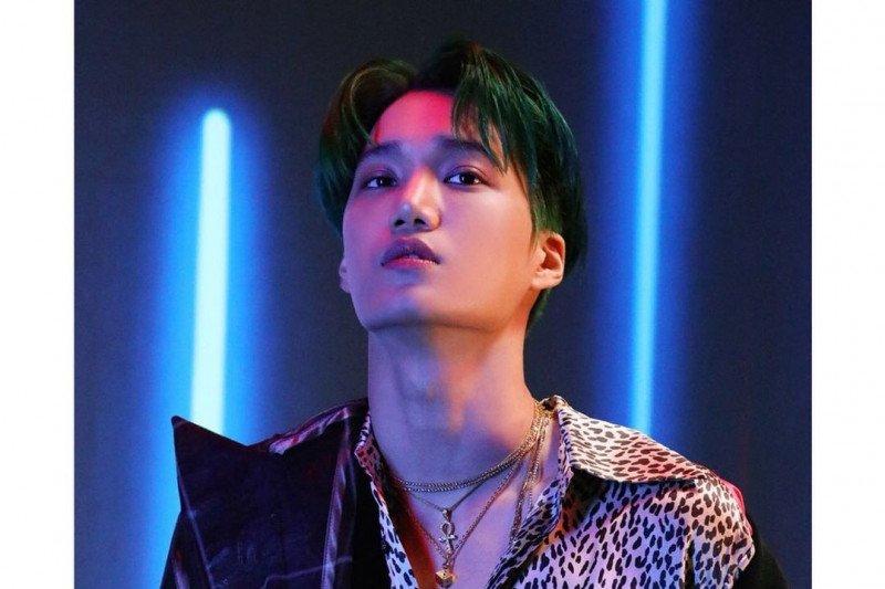 Kai EXO segera debut solo lewat 'KAI ()'