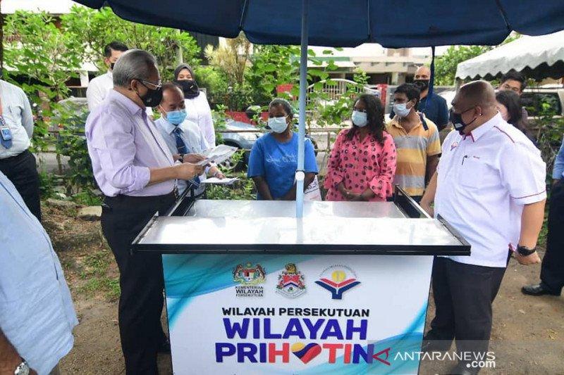 Kuala Lumpur wilayah bebas berdagang mulai 15 November