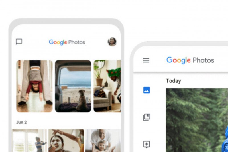 "Google Photos hentikan ""upload"" gratis mulai Juni 2021"