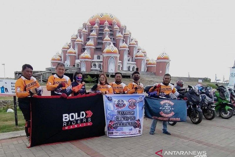 YNCI Chapter Bitung Touring ke Jakarta