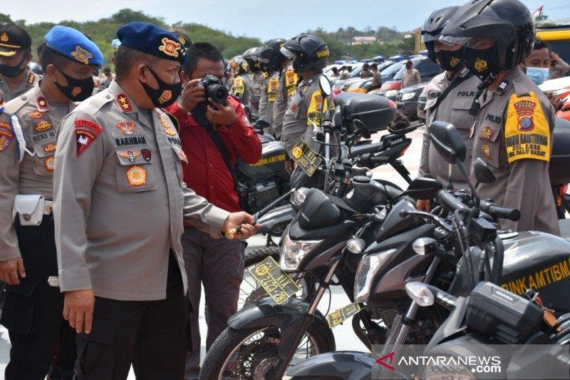 Kapolda Irjen Pol Abdul Rakhman Baso  pimpin Pertina Sulteng