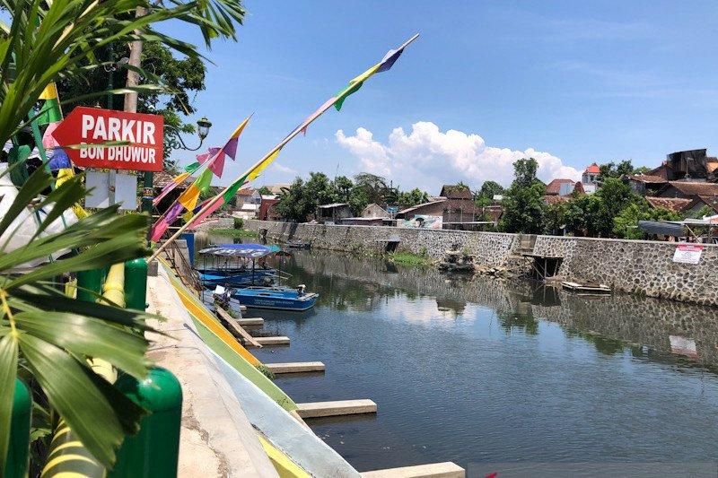 Penataan sungai di Kota Yogyakarta terkendala batas administrasi wilayah