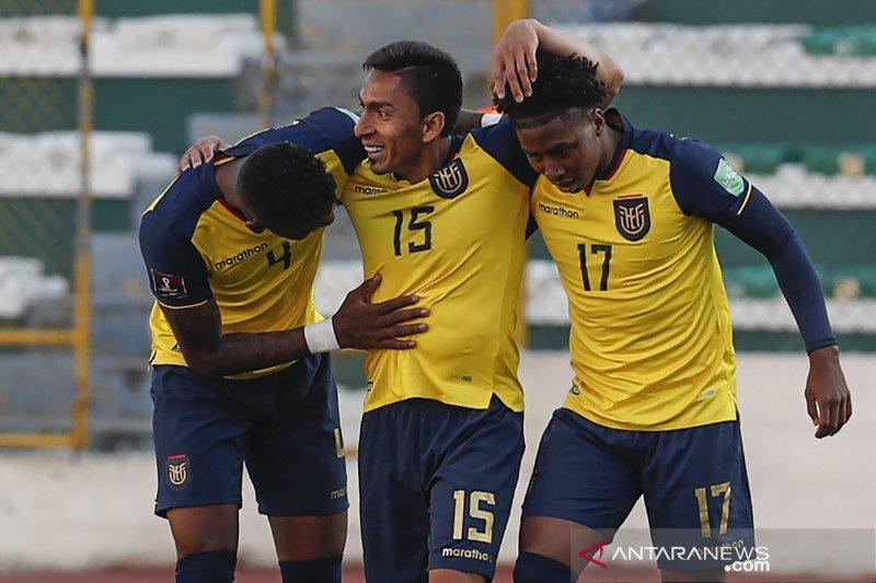 Kualifikasi Piala Dunia 2022 - Ekuador pecundangi tuan rumah Bolivia 3-2