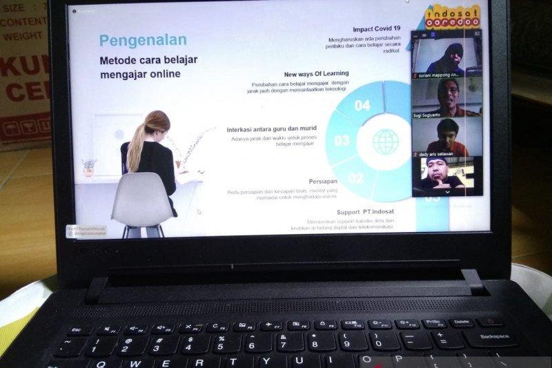 Indosat Ooredoo dorong semangat belajar dari rumah di masa pandemi