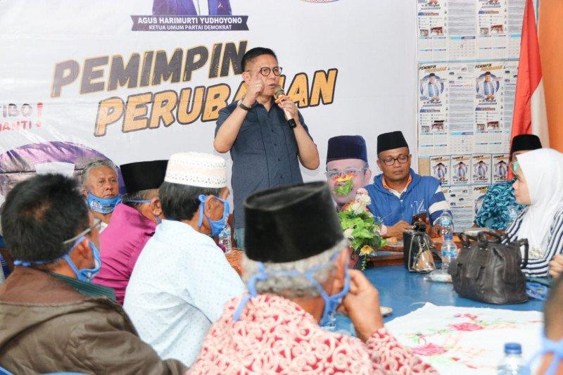 Mulyadi: Kami akan jadi gubernur bagi seluruh masyarakat Sumbar