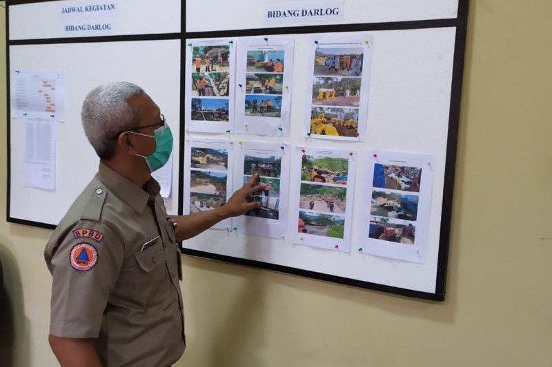 Kurangi risiko bencana, BPBD Banjarnegara susun peta wilayah rawan longsor