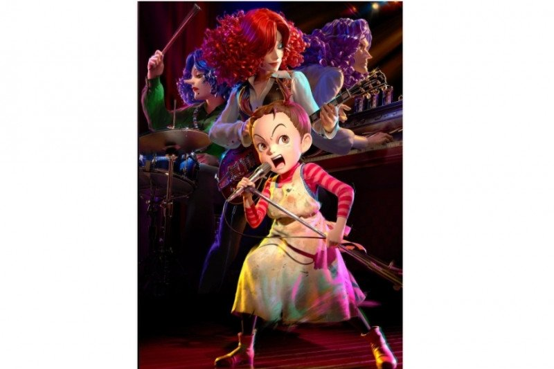 Sherina bakal isi suara dan bernyanyi di film Studio Ghibli terbaru