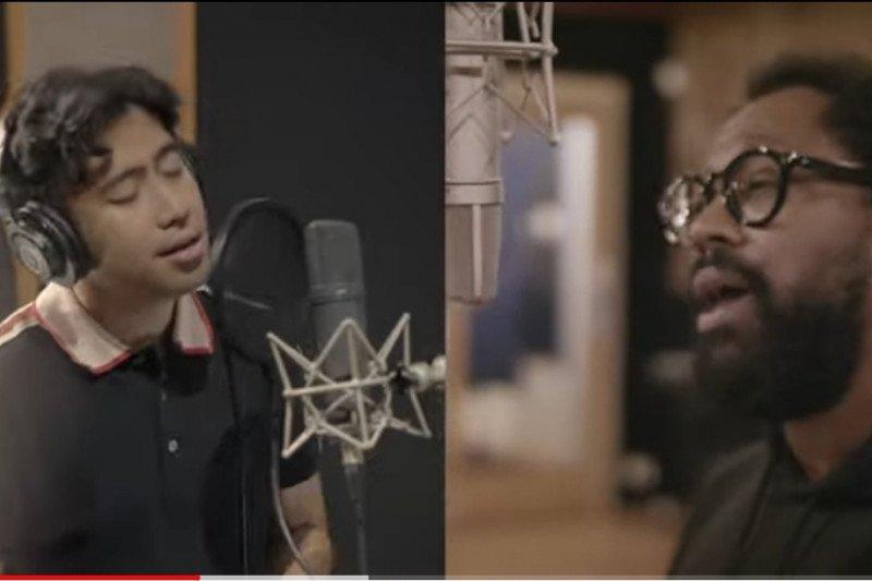Vidi Aldiano Berhasil Kolaborasi Dengan PJ Morton Dari Maroon 5