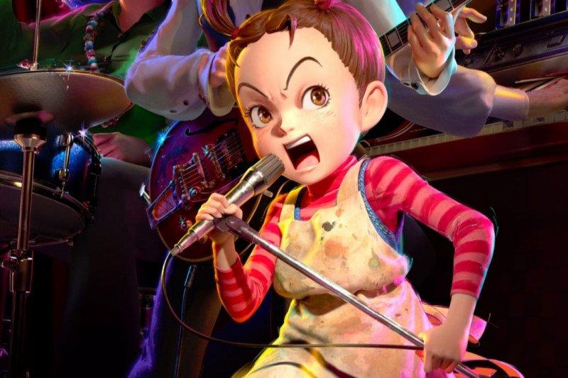 Kolaborasi Sherina dipastikan bareng musisi Jepang di film