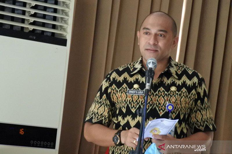 Kota Kupang masuk level sangat tinggi kasus COVID-19