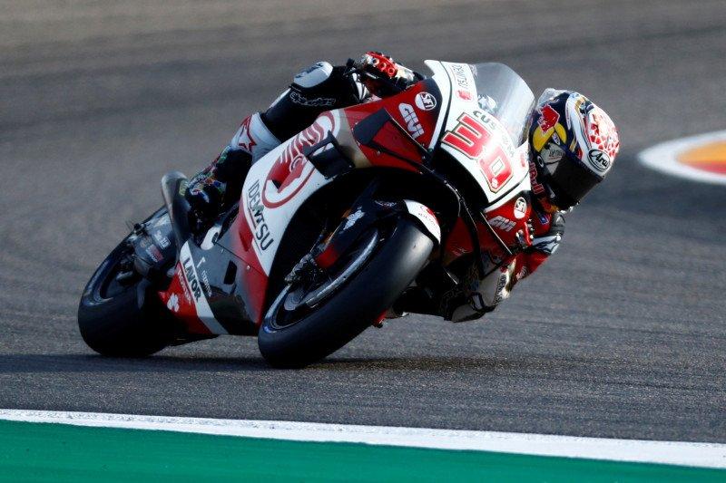 Nakagami tercepat di FP1 Grand Prix Valencia, duet Yamaha menempel ketat