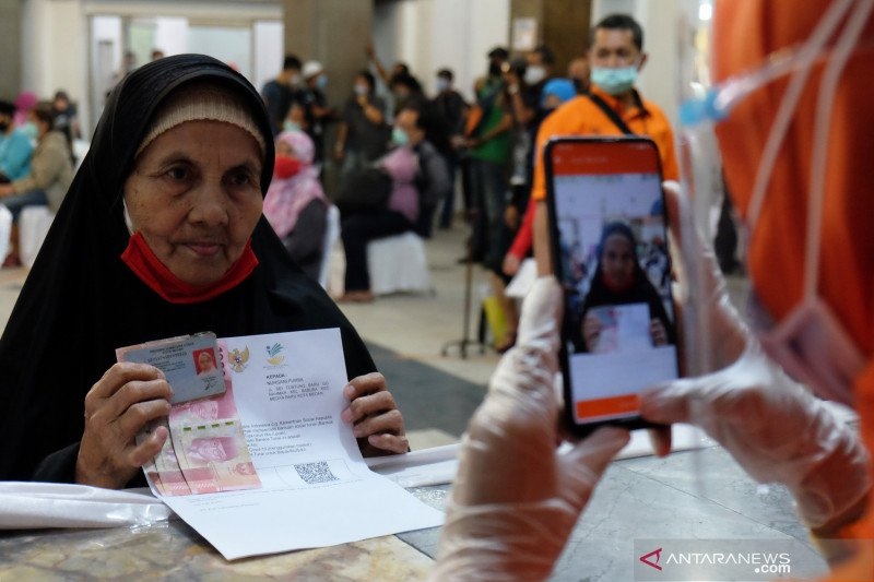 Pos Indonesia siap salurkan Bantuan Sosial  Tunai Rp12 triliun