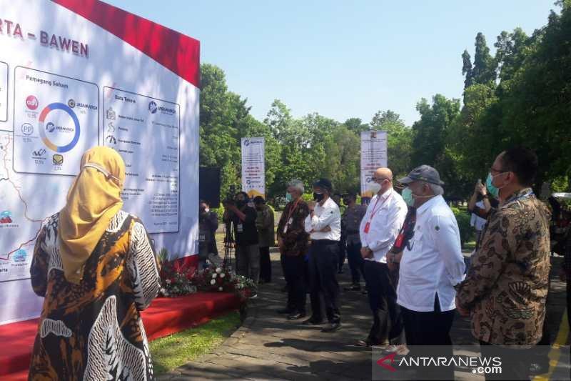 Menteri PUPR: Tol Yogyakarta-Bawen mulai dikerjakan pada ...