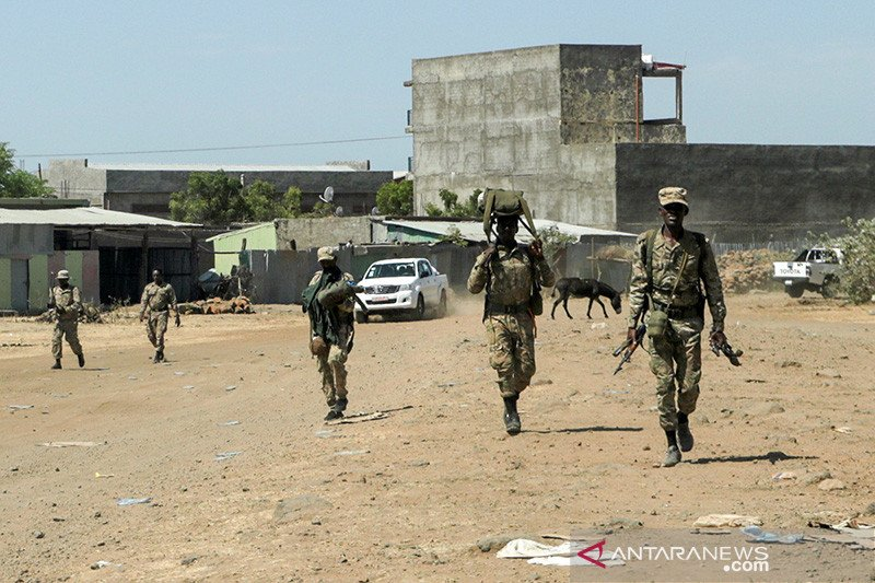 Komisi HAM Ethiopia sebut kelompok pemuda Tigray tewaskan 600 warga sipil