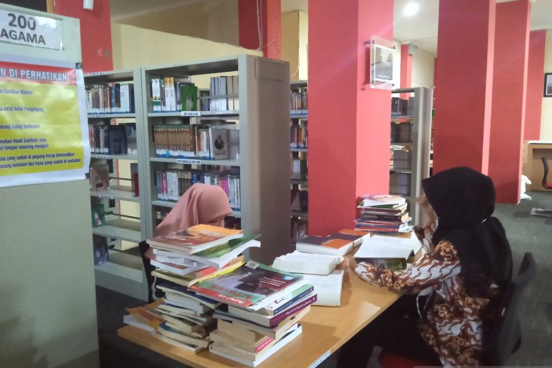 Dinas Perpustakaan sebut minat baca masyarakat Kota Solok capai 80 persen