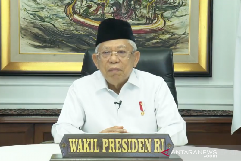 Wapres dorong pengembangan  riset industri halal di Indonesia