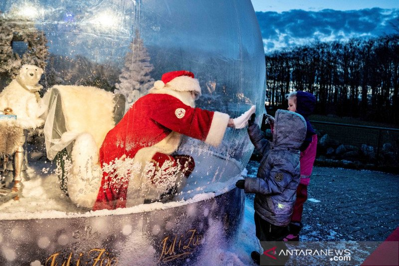 Sinterklas kini beralih ke internet gara-gara COVID-19