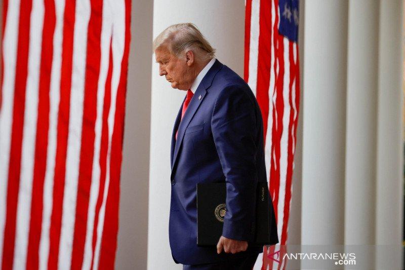 Trump memecat pejabat keamanan siber yang bela keamanan pemilu