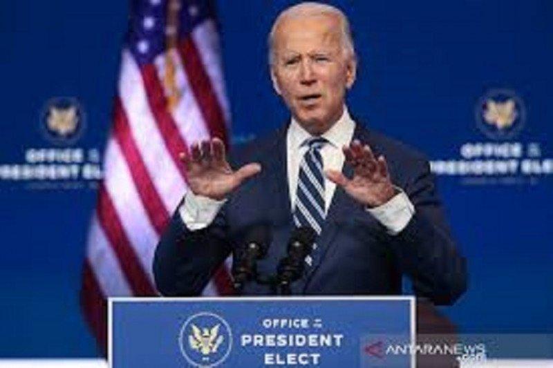 Gedung Putih AS izinkan laporan intelijen untuk Joe Biden