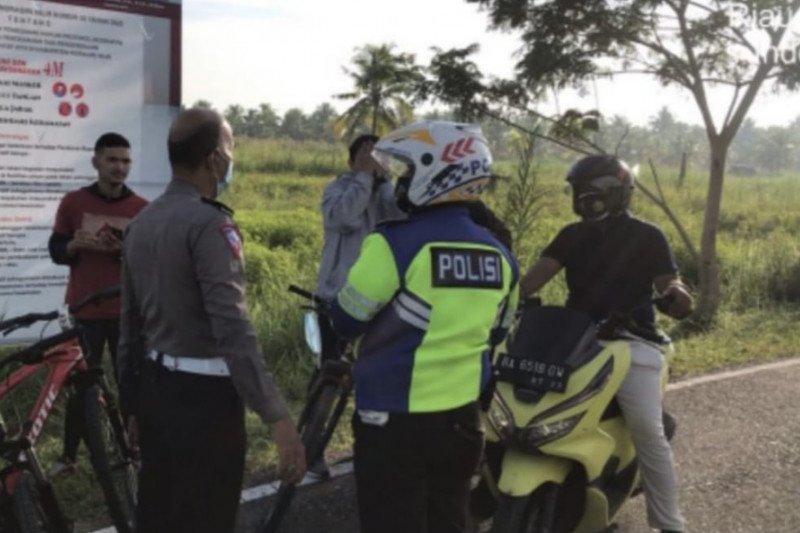 Pertahankan motor, kepala belakang Zohry ditusuk begal sadis di Kruak Lotim