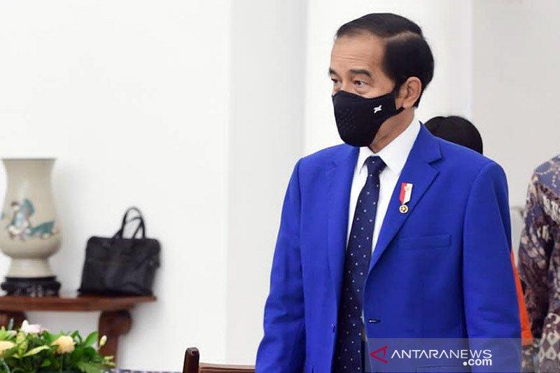 Presiden Joko Widodo konsisten sampaikan sejumlah pesan sepanjang KTT