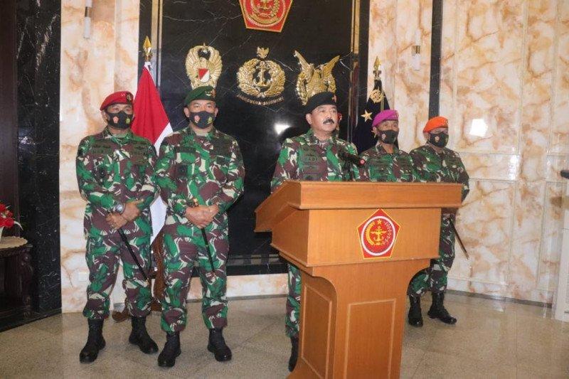 Panglima TNI ingatkan masyarakat menjaga persatuan dan kesatuan