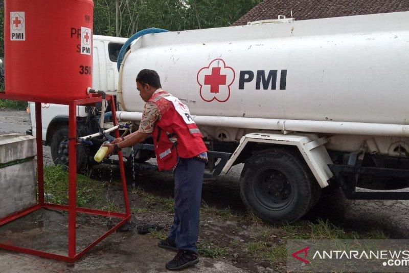 PMI siagakan ratusan petugas di lokasi erupsi Gunung Merapi